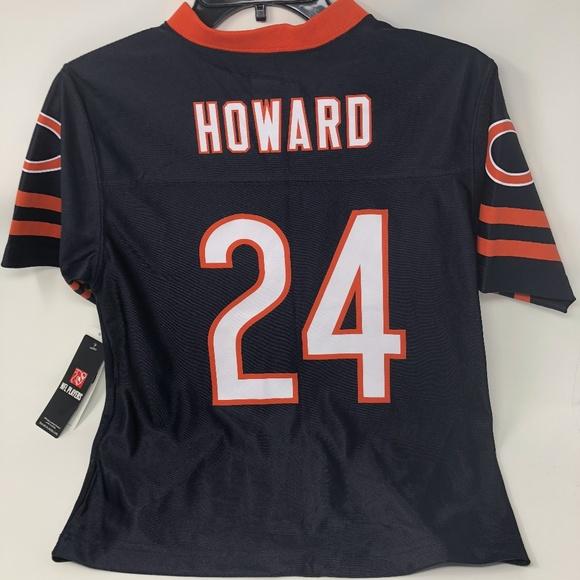 10bcfcfd Chicago Bears Jordan Howard Youth Jersey Football Boutique